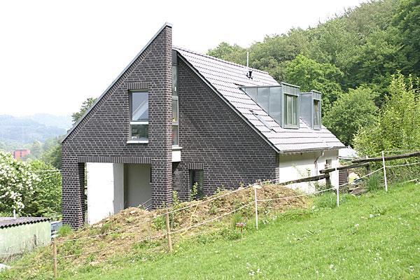 Wohnen im Landschaftsschutzgebiet in Essen-Kupferdreh