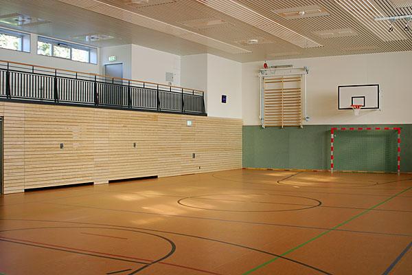 Sporthalle Springweg Mülheim/Ruhr