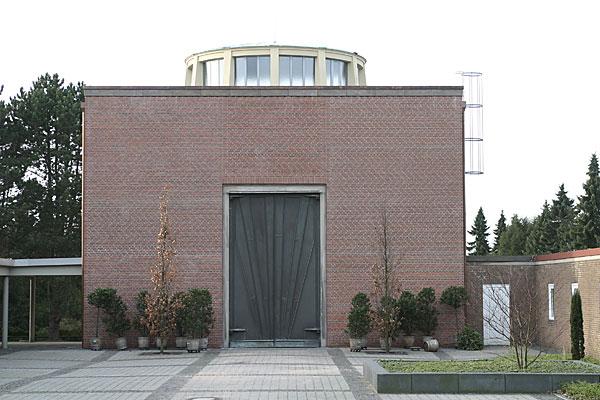 Neue Trauerhalle Mülheim/Ruhr