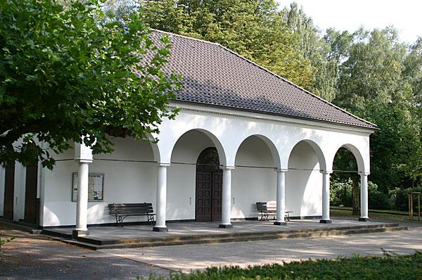 Historische Trauerhalle Mülheim/Ruhr