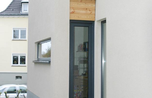 Neubau eines Einfamilienwohnhauses in Burscheid
