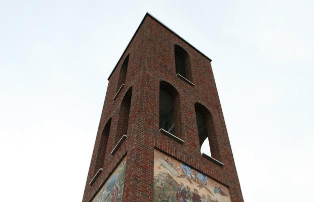 Griechisch-Orthodoxer Glockenturm